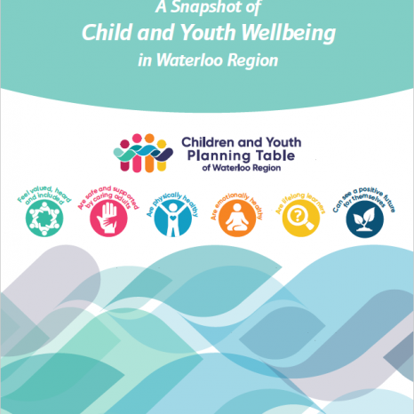 A Snapshot of Child and Youth Wellbeing in Waterloo Region