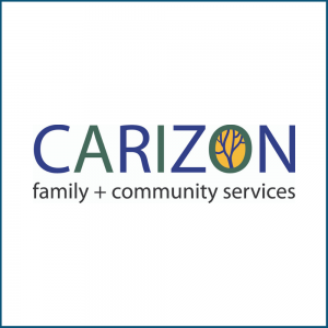 carizon logo, a voting member of the cypt