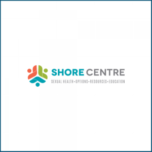 shore centre logo