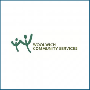 woolwich community services logo