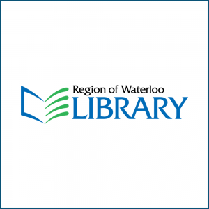 region of waterloo library services logo