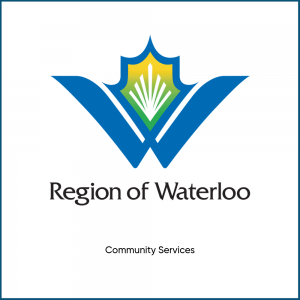 Region of Waterloo Community Services logo