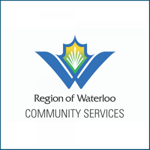 region of waterloo community services logo