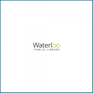 waterloo public library logo