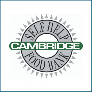 cambridge self help food bank logo