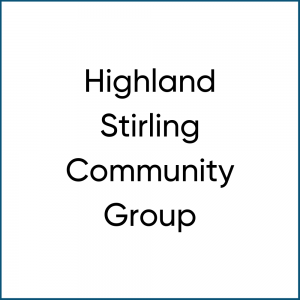 highland stirling community group