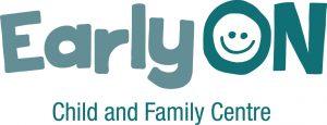 EarlyON Logo Horizontal
