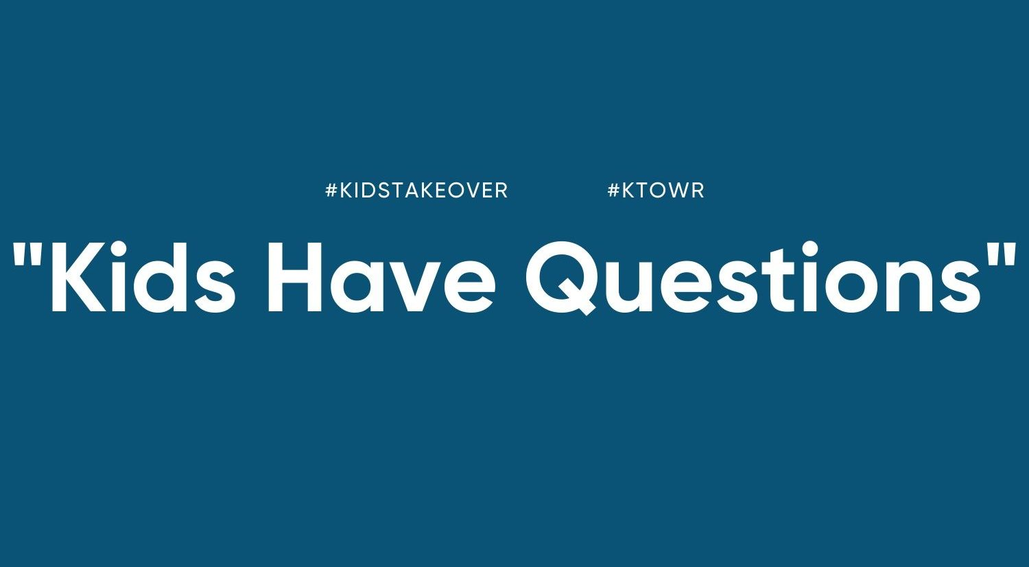 kids have questions background image