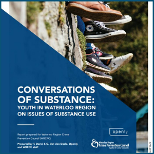conversations of substance resource title page