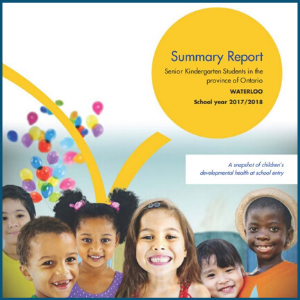 edi summary report cover page