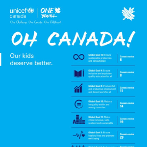 oh canada, our kids deserve better title page