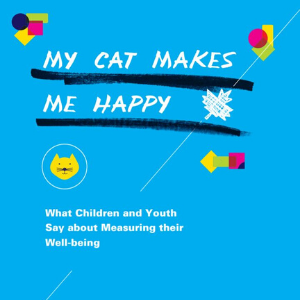 my cat makes me happy title page