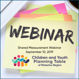 shared measurement webinar title page