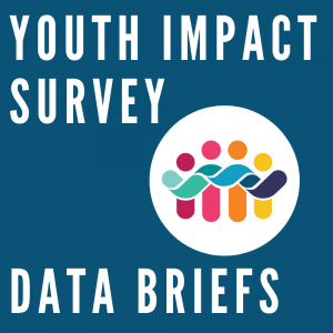 Youth Impact Survey Data Briefs Title page